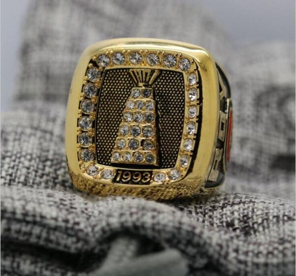 1993 Montreal Canadiens Stanley Cup Ring Replica
