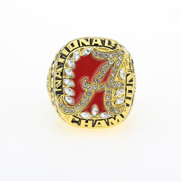 Lowest Price 2009 Alabama Crimson Tide National Championship Ring