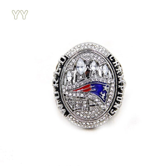 NFL 2014 New England Patriots Super Bowl Ring For Sale-Ring-4 Fan Shop