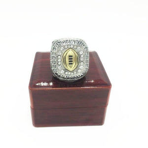 2014 Ohio State Buckeyes National Championship Ring