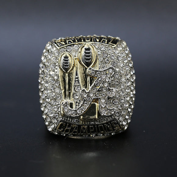 2017 Alabama Crimson Tide Replica Championship Rings