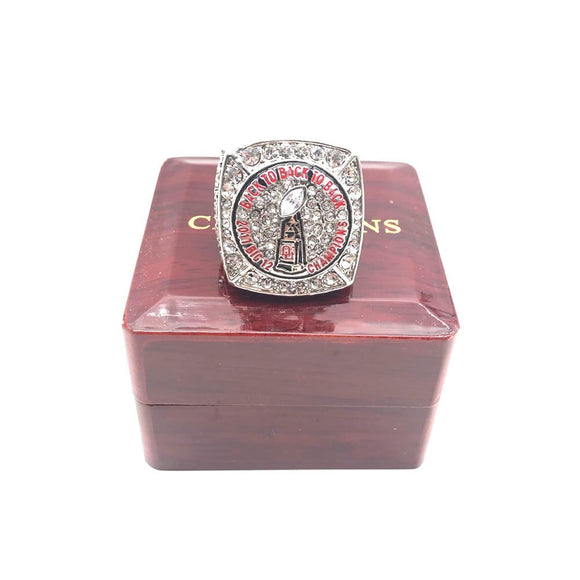 2017 Oklahoma Sooners National Championship Ring