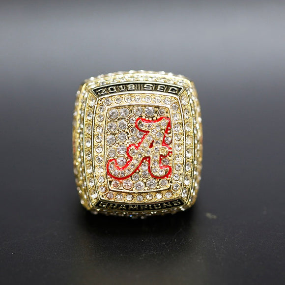 2018 Alabama Crimson Tide Championship Rings For Sale
