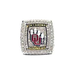 2018 Oklahoma Sooners Championship Ring For Sale