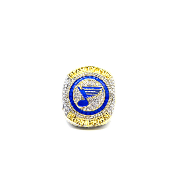 2019 St. Louis Blues Rings For Sale Stanley Cup Rings Replica-Ring-4 Fan Shop