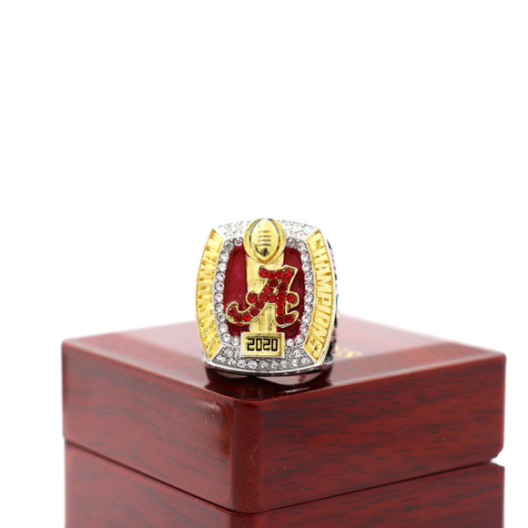 Alabama Crimson Tide Ring 2021