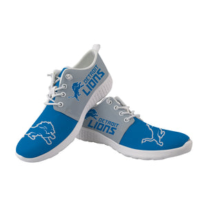 Best Wading Shoes Sneaker Custom Detroit Lions Shoes For Sale Super Comfort-Shoes-4 Fan Shop