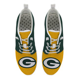 Best Wading Shoes Sneaker Custom Green Bay Packers Shoes Mens Super Comfort-Shoes-4 Fan Shop