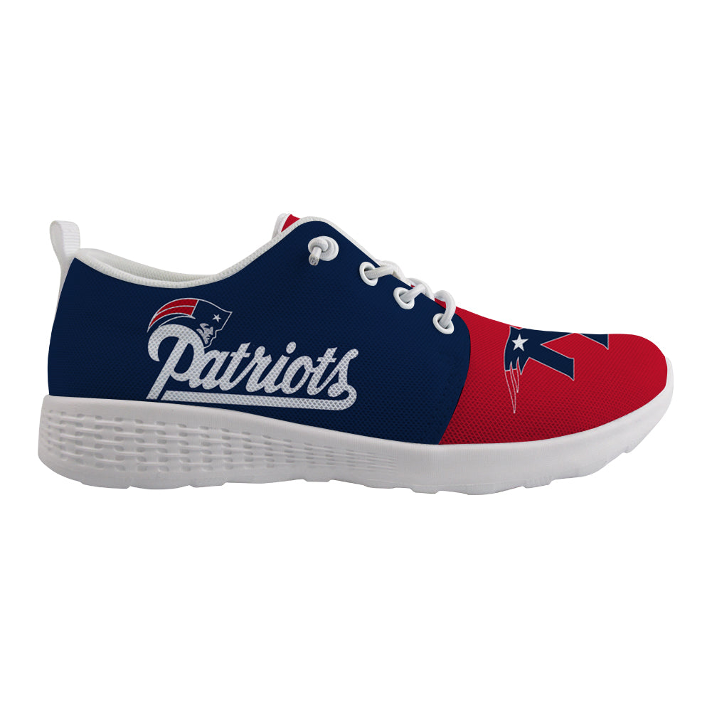 4a8776f402228 Best Wading Shoes Sneaker Custom New England Patriots Shoes For Sale Super  Comfort