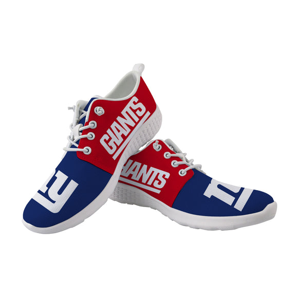 Best Wading Shoes Sneaker Custom New York Giants Shoes For Sale Super Comfort-Shoes-4 Fan Shop