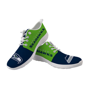 Cheap Hot Best Wading Shoes Sneaker Custom Seattle Seahawks Shoes For Sale  for cheap