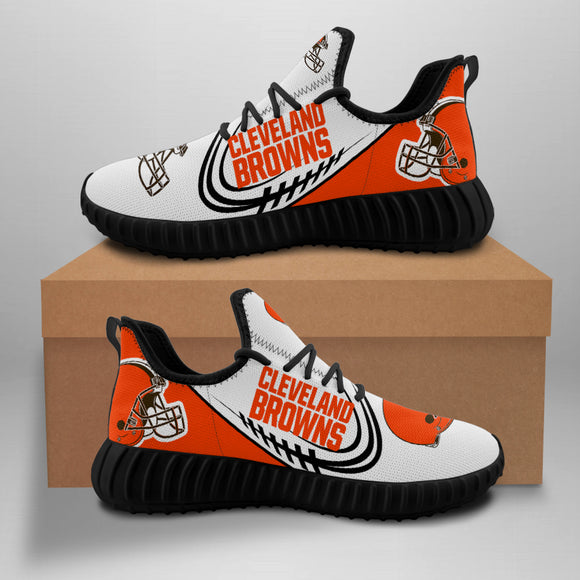 SALE OFF Cleveland Browns Sneakers Big