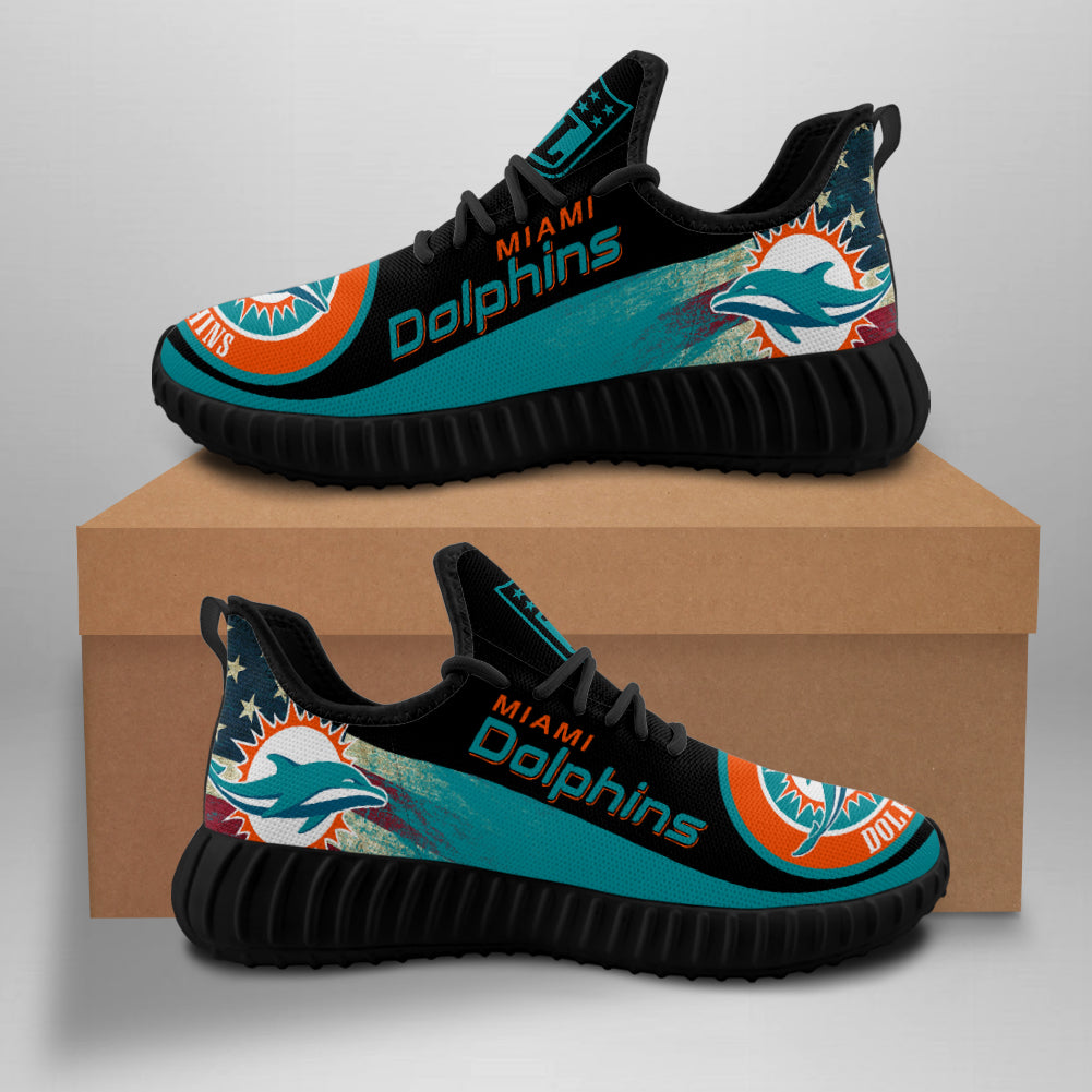 SALE OFF Miami Dolphins Sneakers Big