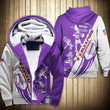 Minnesota Vikings Fleece Jacket Cartoon Athlete Ball Star-jacket-4 Fan Shop