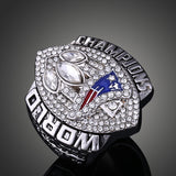 NFL 2004 New England Patriots Super Bowl Ring Replica For Sale-Ring-4 Fan Shop