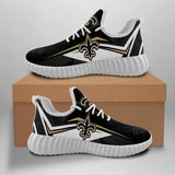 New Orleans Saints Running Shoes Custom Yeezy Shoes V1