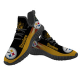 Pittsburgh Steelers Sneakers Yeezy Shoes Custom-Shoes-4 Fan Shop