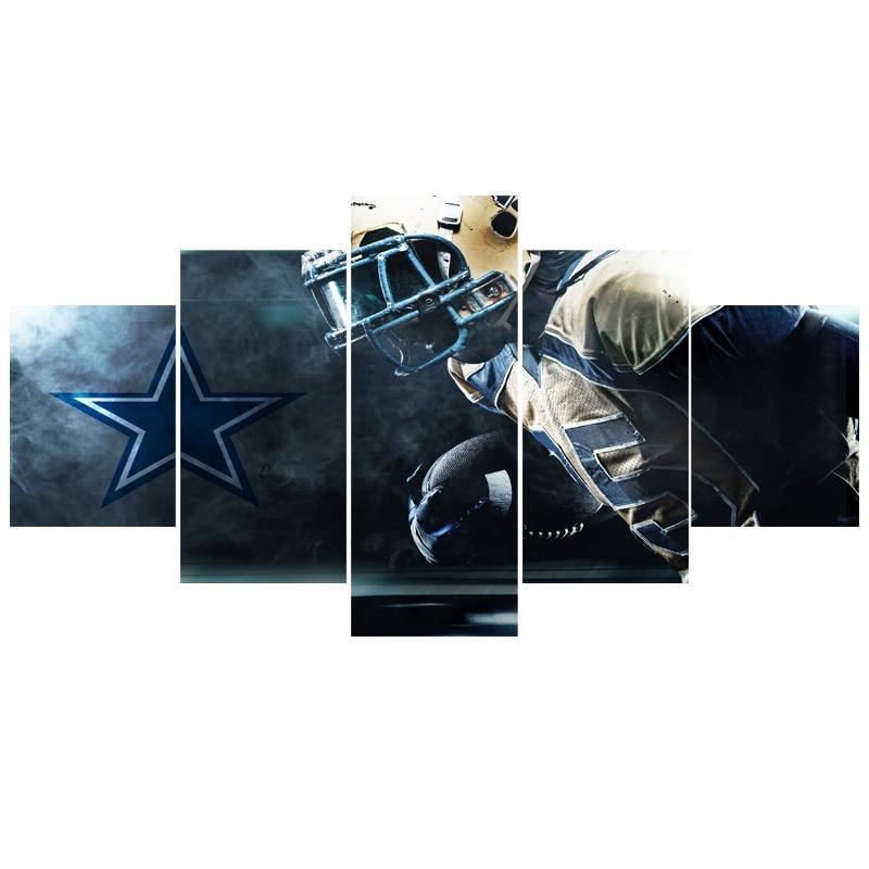 Dallas Cowboys Wall Art Cheap Home Decor For Living Room