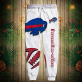 Men's Buffalo Bills Sweatpants Printed 3D-sweatpants-4 Fan Shop