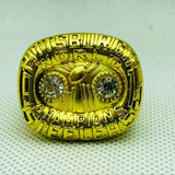 1974 Pittsburgh Steelers Super Bowl Rings-Ring-4 Fan Shop