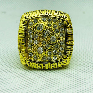 1978 Pittsburgh Steelers Super Bowl Rings Replica-Ring-4 Fan Shop