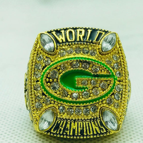 2010 Green Bay Packers Championship Rings-Ring-4 Fan Shop