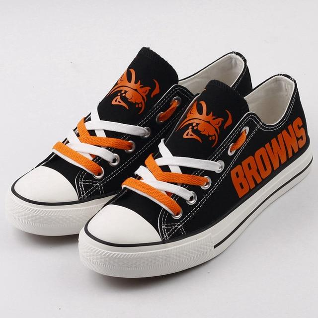 NFL Shoes Custom Cleveland Browns Shoes