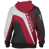 NFL Hoodies Atlanta Falcons Hoodies Cheap 3D Sweatshirt Pullover-Sweatshirt-4 Fan Shop