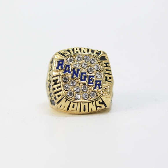 1994 New York Rangers Stanley Cup Ring-Ring-4 Fan Shop
