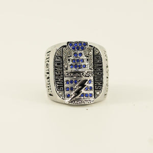 2004 Tampa Bay Lightning Stanley Cup Ring-Ring-4 Fan Shop