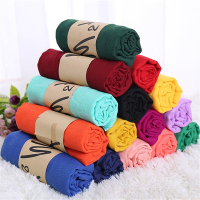 Women Premium Cotton Hijab