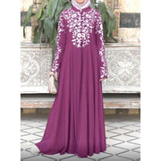 Muslim Abaya Long dress