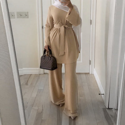Two Piece Everyday Abaya