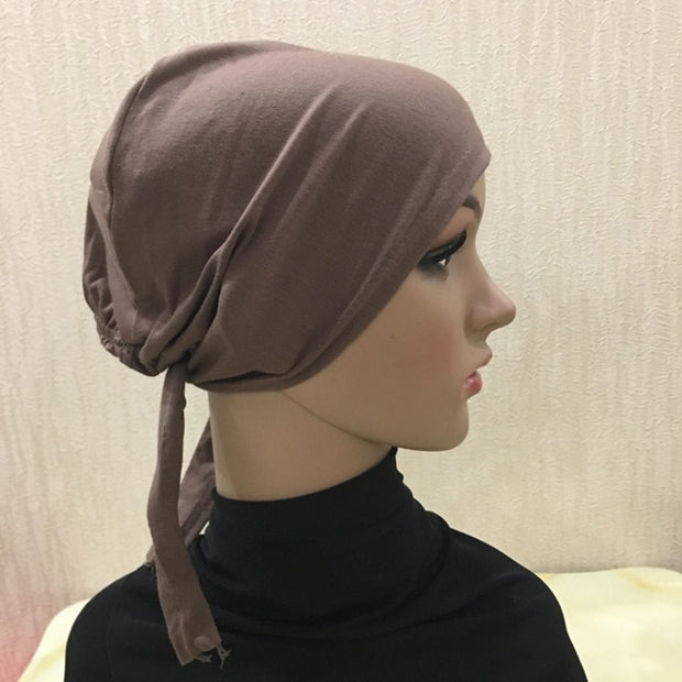 Full Cover Inner Cotton Hijab