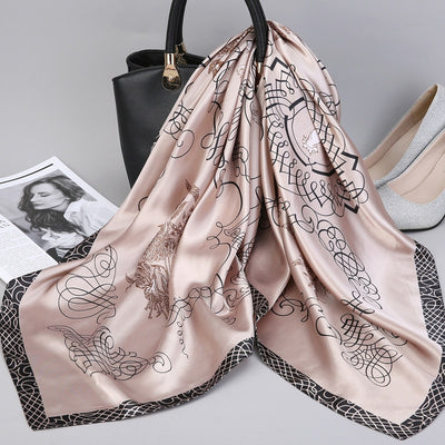 Luxury Women Silk Hijab