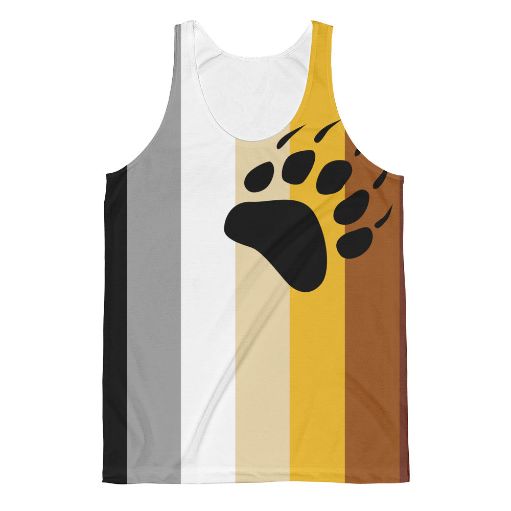 Bear Flag Classic Fit Tank Top