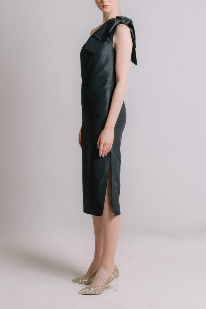 The Prelude - Toga Bow Dress