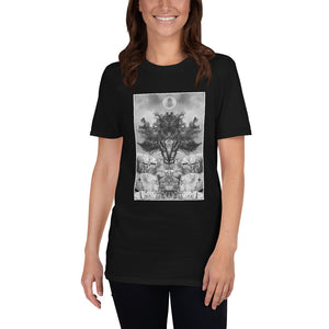 'Today's Miracle' Short-Sleeve Unisex T-Shirt by Jon Butler