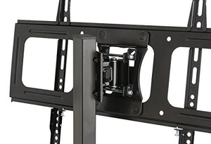 "Displays2go 70"" Display Screen Floor Mount Stand"