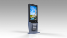 "MECE 65"" Indoor Interactive Hybrid Digital Signage Totem"