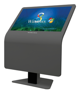 "MEDA 55"" Indoor WayFinding Digital Signage Display Kiosk"