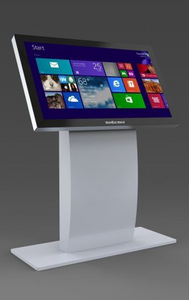 "MED 49"" Indoor WayFinding Digital Signage Display Kiosk"