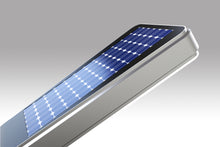 MELa - sr 32 Reflective LCD Total Solar Powered Street Light
