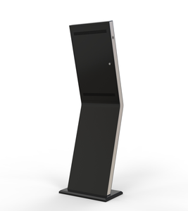 "MELe 43"" Indoor Digital Signage Display Totem."