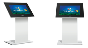 "MEU 43"" Indoor WayFinding Digital Signage Display Kiosk"