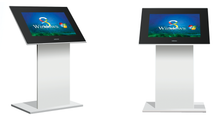 "MEU 49"" Indoor WayFinding Digital Signage Display Kiosk."