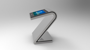 "MEZi 32"" Indoor Way-Finding Digital Signage Display Kiosk"