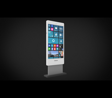 "MEZ 55"" Indoor Digital Signage Display Totem"