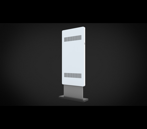"MEZ 65"" Indoor Digital Signage Display Totem"