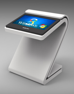 "MEZi 55"" Indoor Way-Finding Digital Signage Display Kiosk"